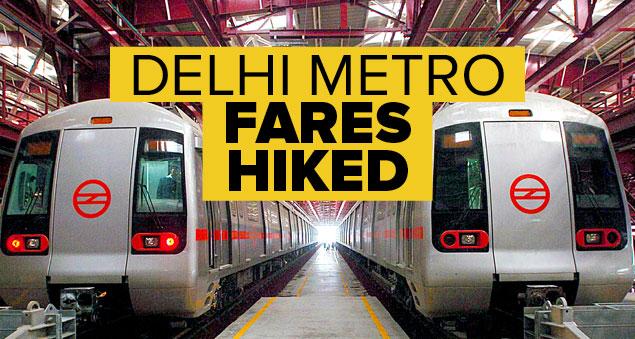 Delhi Metro Fares