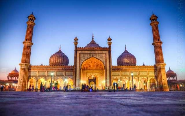 Jama Masjid ( Friday Mosque )