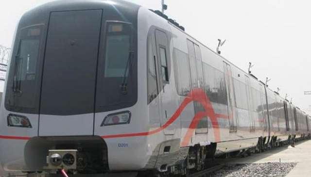 Delhi Airport Express Line Metro timings
