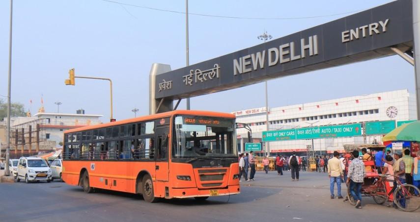 Delhi localities