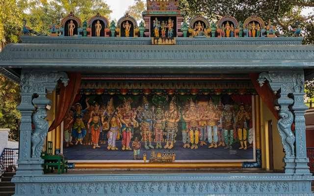 Religious places in Delhi