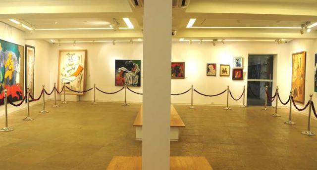 National Gallery Of Modern Art List Of Art Gallery In Delhi